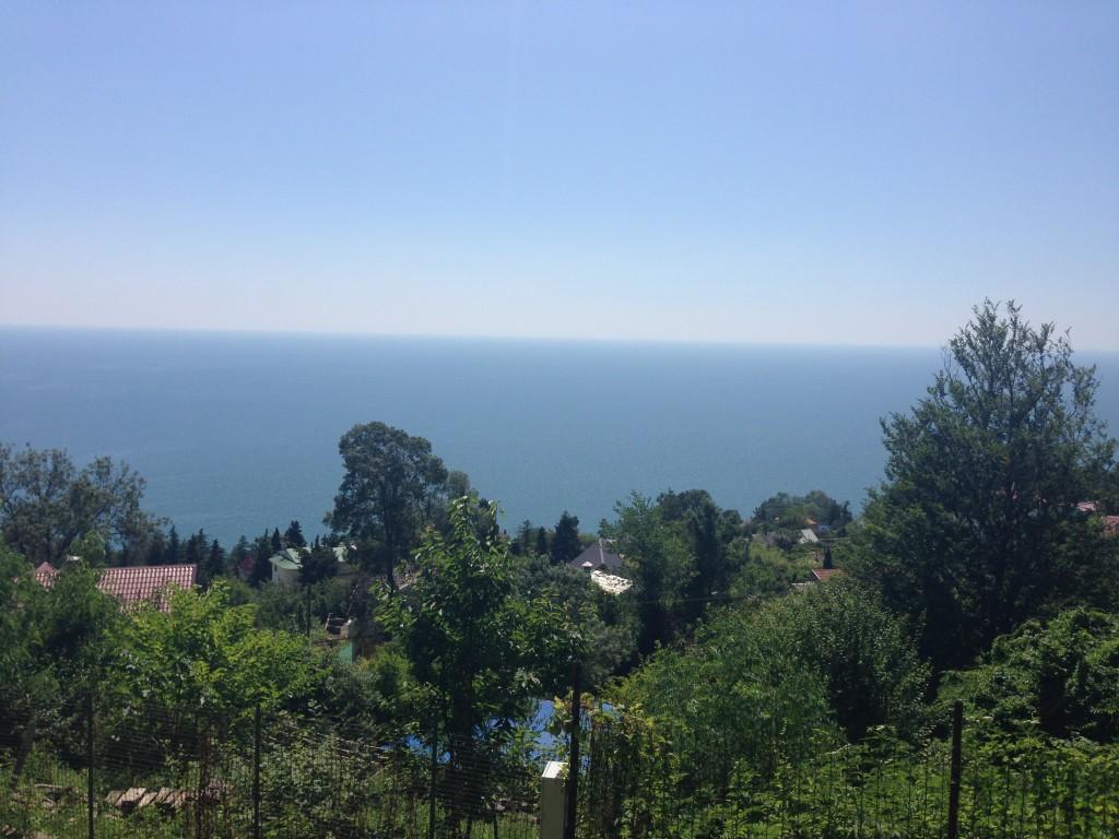 земельный участок у моря