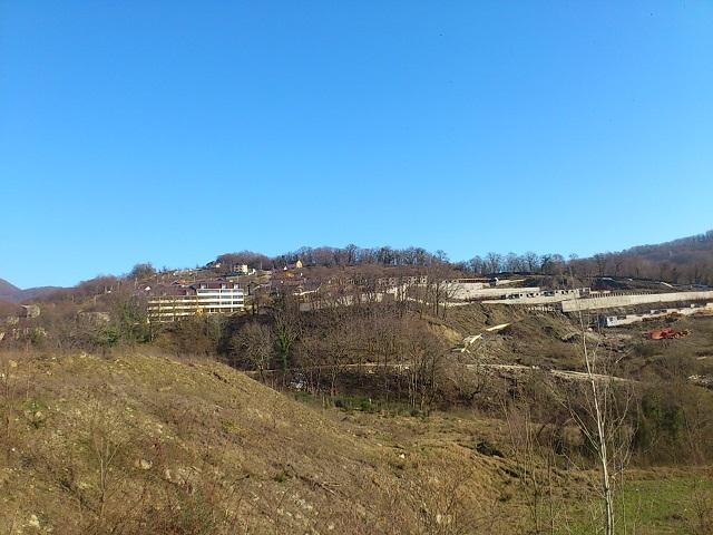 участок на Вишневой