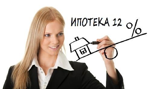 Ипотека 12 %