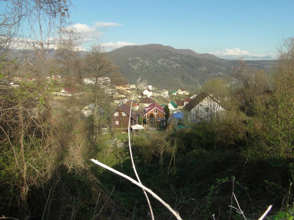 участок в Сочи на Барановке