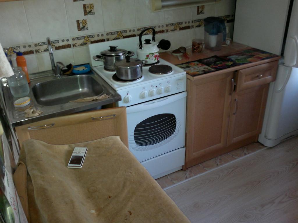 1-комнатная квартира на Макаренко низ