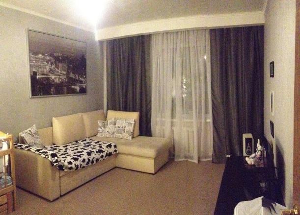2-х комнатная с ремонтом