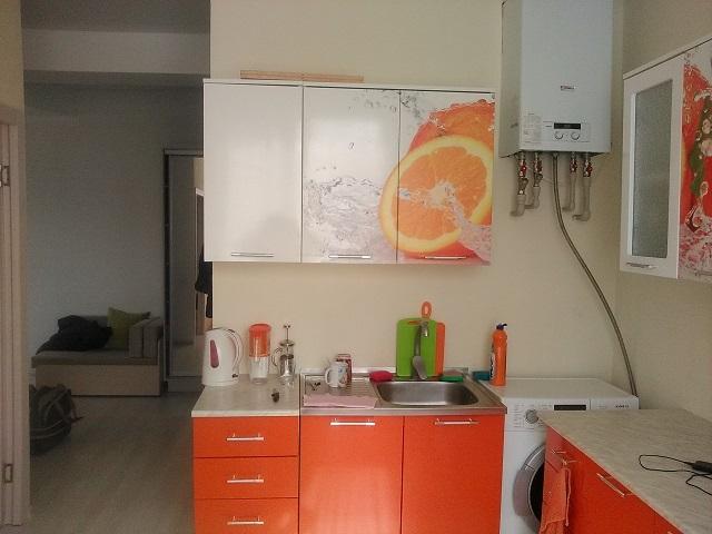 квартира с отличным ремонтом