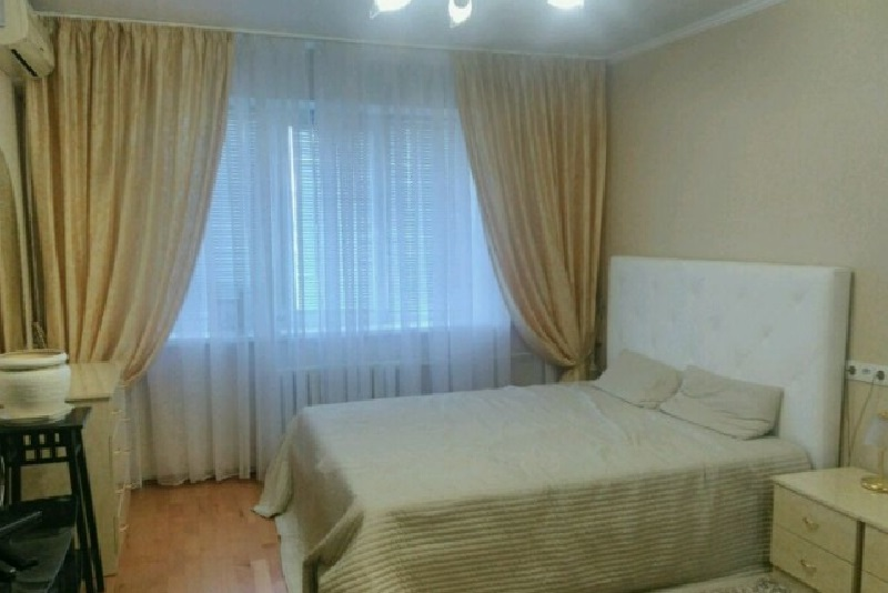 Квартира в спальном районе