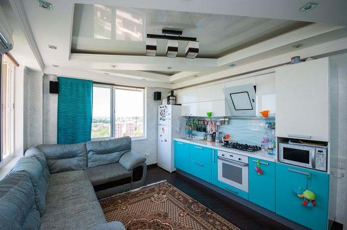 Квартира на Гончаровой