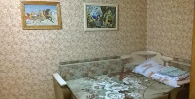 двухкомнатная квартира на Кубанской