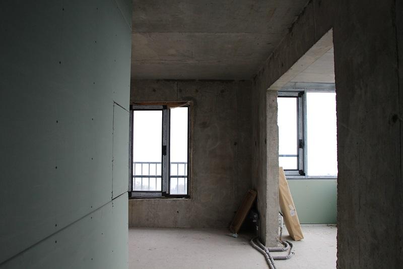 квартира в новостройке на Санаторной